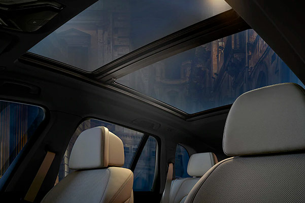 2019 BMW X5 Interior & Technology