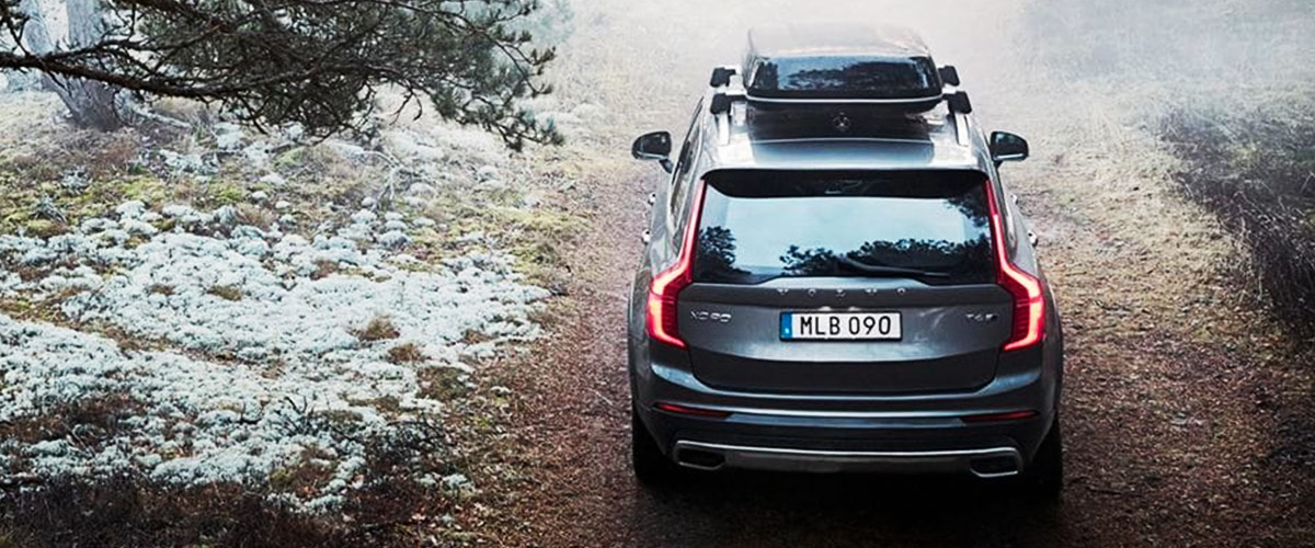 2018 xc90 Footer