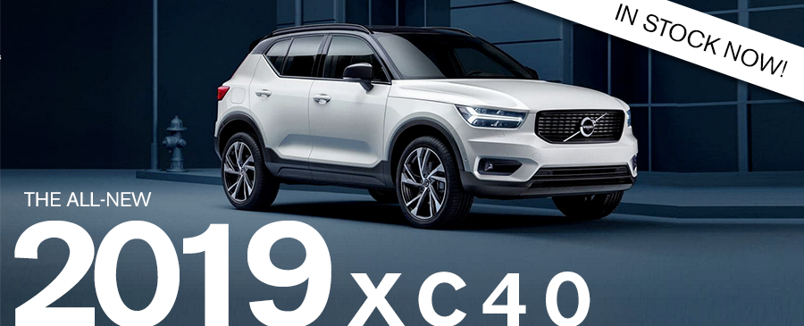 New 2019 Volvo Xc40 New Used Volvo Dealership In Denver Co
