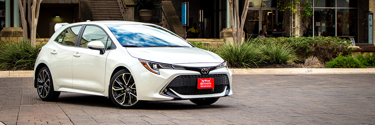 2019 Toyota Corolla Hatchback Safety Features