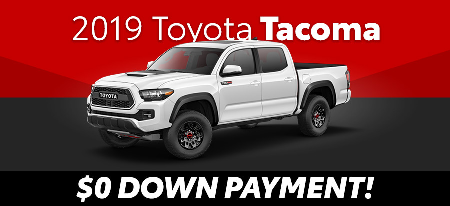 0 Down Leases In San Antonio Texas Red Mccombs Toyota