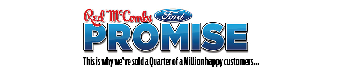 Red McCombs Ford header