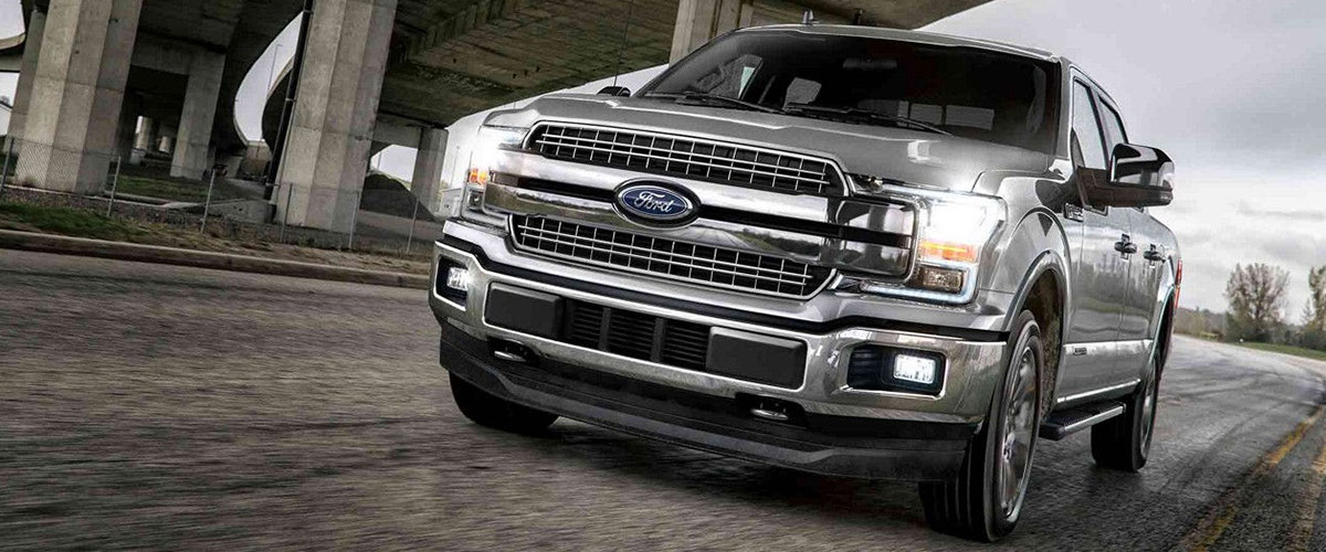 Compare the 2018 Ford F-150 Vs. The Competition!