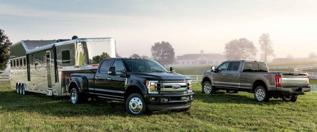 2018 Ford Super Duty header