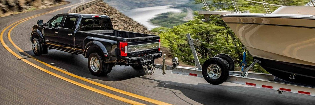 2018 Ford Super Duty Towing and Payload