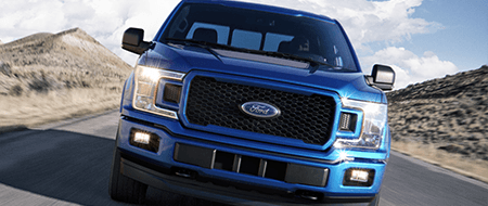 2018 Ford F-150 Engine Specs & Performance at Summit Ford – Front Exterior