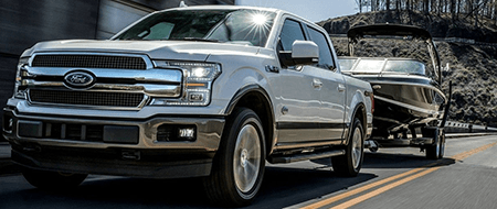 2018 Ford F-150 Safety at Summit Ford