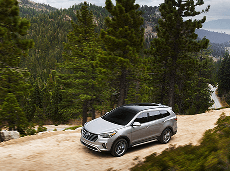 The New 2018 Hyundai Santa Fe - Performance