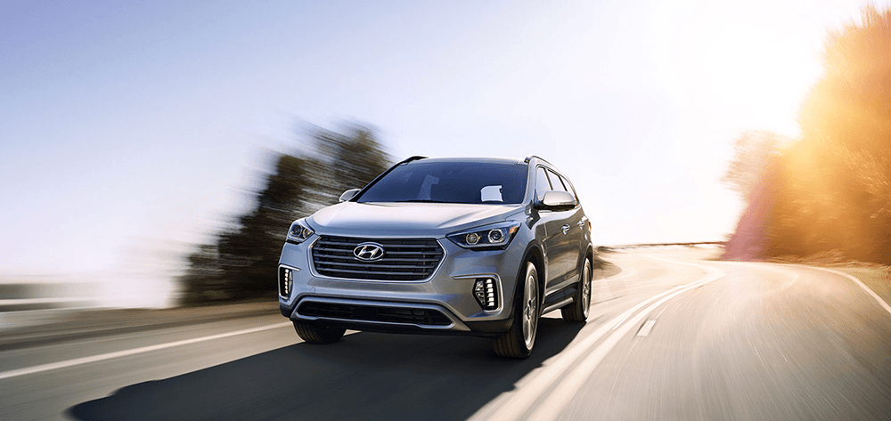 The New 2018 Hyundai Santa Fe - Exterior