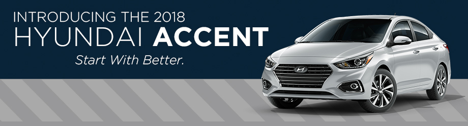Introducing the 2018 Hyundai Accent - Exterior - Silver