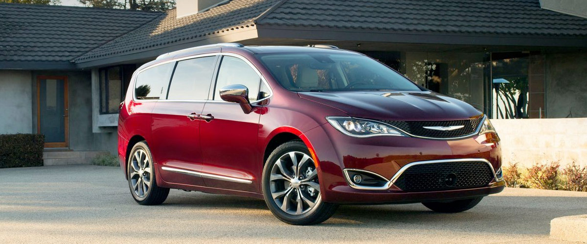 2018 Chrysler Pacifica Header