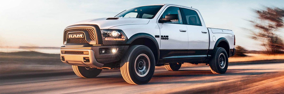 Compare the 2018 RAM 1500