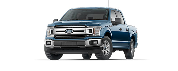Compare the 2018 Ford F-150 XL