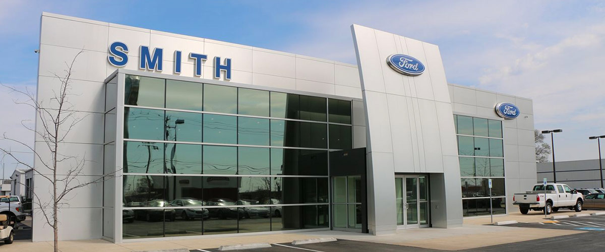 Why Buy From Smith Ford