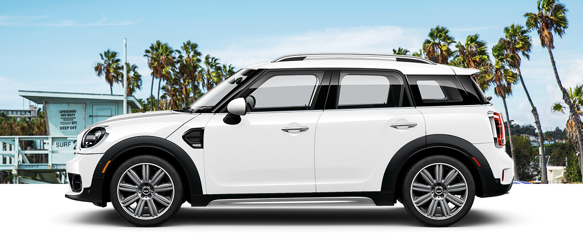 2019 MINI Countryman Header