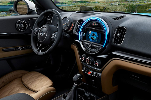 2019 MINI Countryman Interior