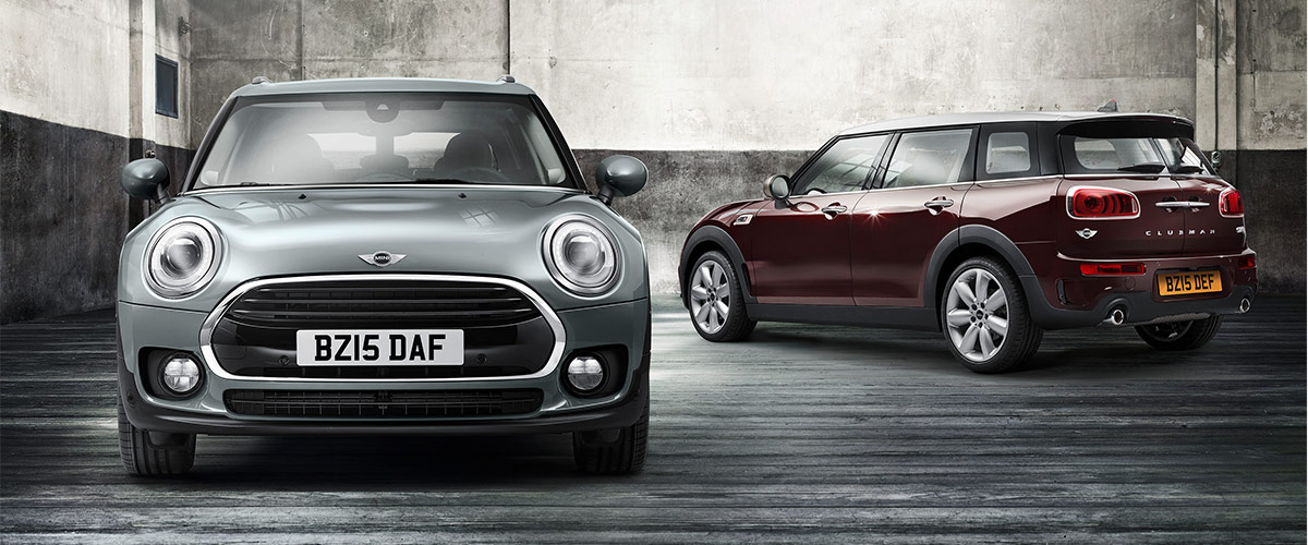 2019 MINI Clubman Footer