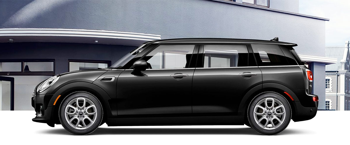 2019 MINI Clubman Header