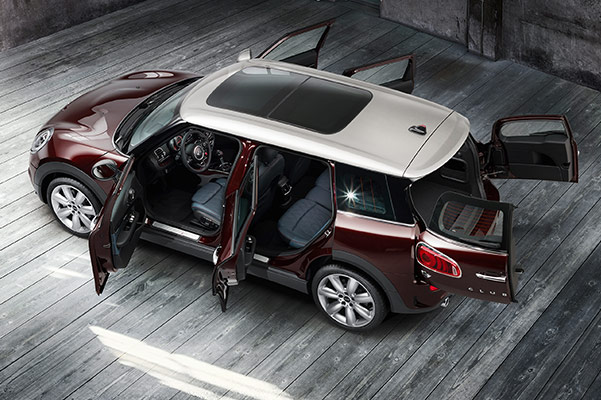 2019 MINI Clubman Performance