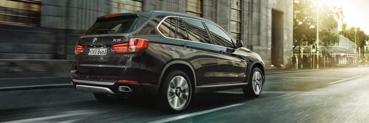 2018 BMW X5 Interior & Technology specs