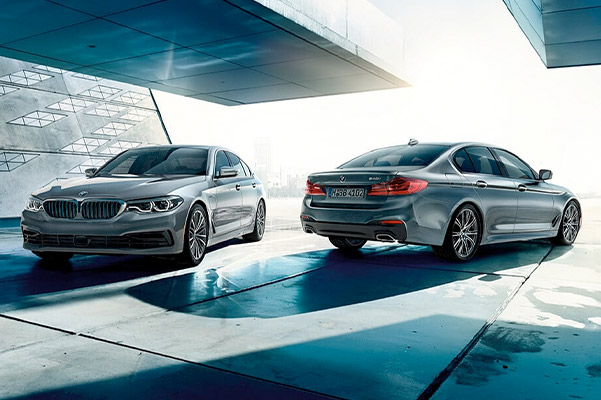 New 2019 BMW 5 Series Lease near Me