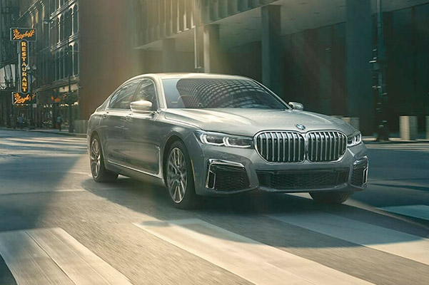New 2020 BMW 7 Series near Los Angeles, CA