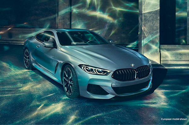New 2020 BMW 8 Series Financing Options