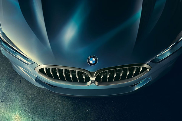 2019 BMW 8 Series performance