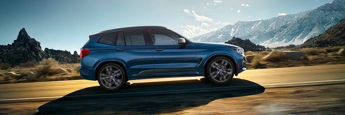 2020 BMW X3  footer