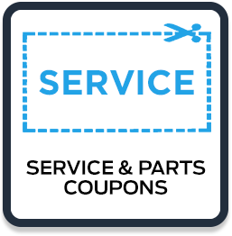 Service and Parts Specials & Coupons