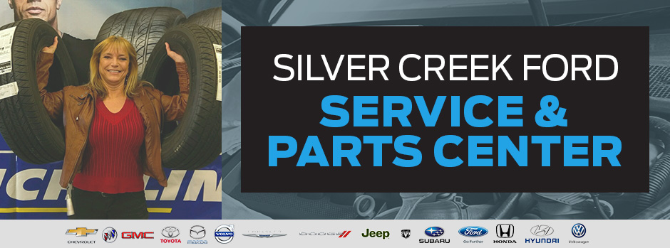 Silver Creek Ford Service & Parts Center