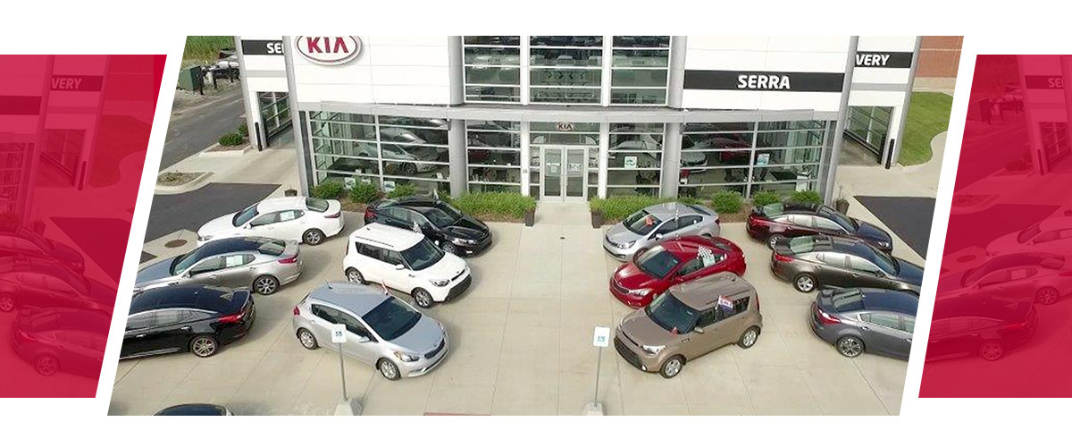 Why Buy from Serra Kia? header