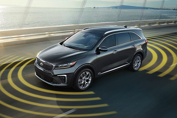 2019 Kia Sorento Specs & Safety