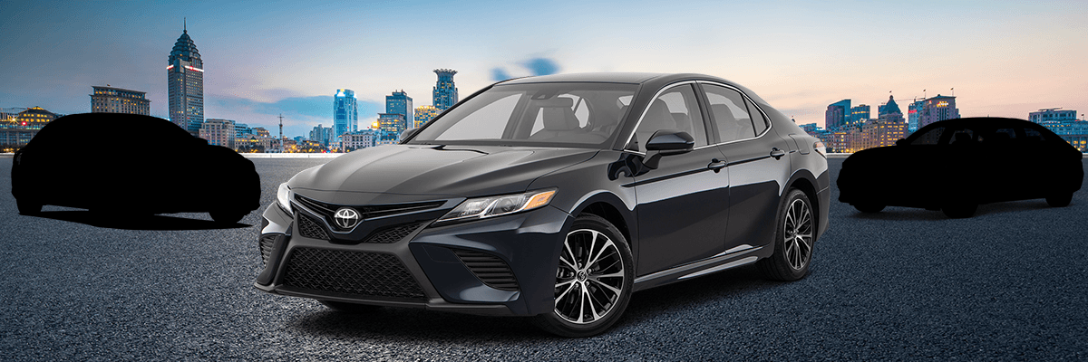 Compare New 2018 Toyota Camry