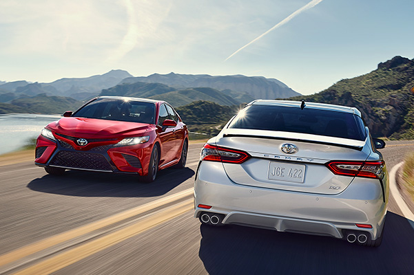 2020 Toyota Camry 3 performance