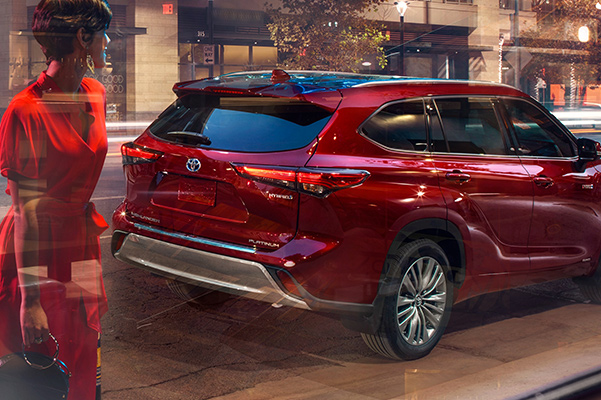Toyota Highlander Specs, Performance & Capabilities