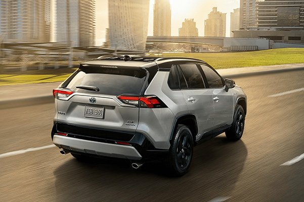 Toyota RAV4 Specs, Performance & Capabilities