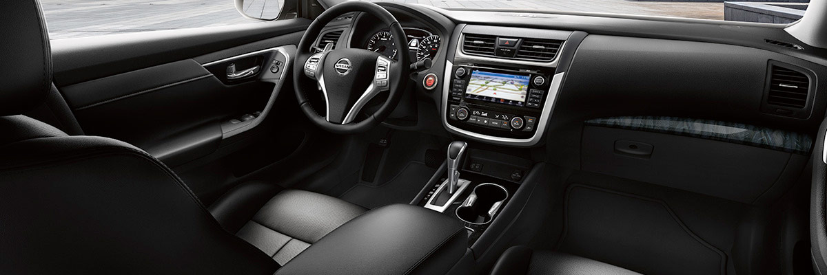2018 Nissan Altima Interior Features