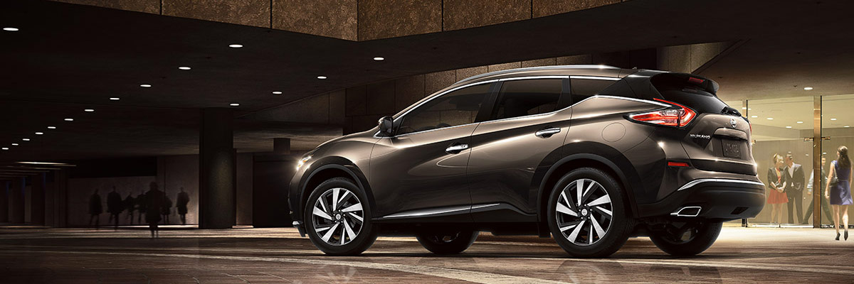 2018 Nissan Murano Safety Features & Performance
