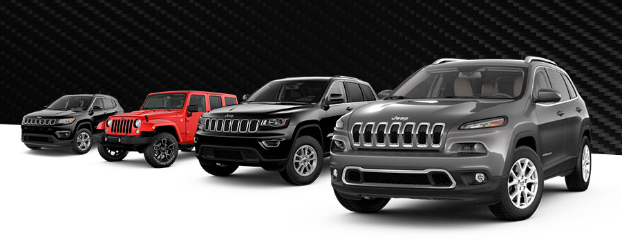 compare the 2018 jeep lineup | buy a jeep suv in vincennes, in