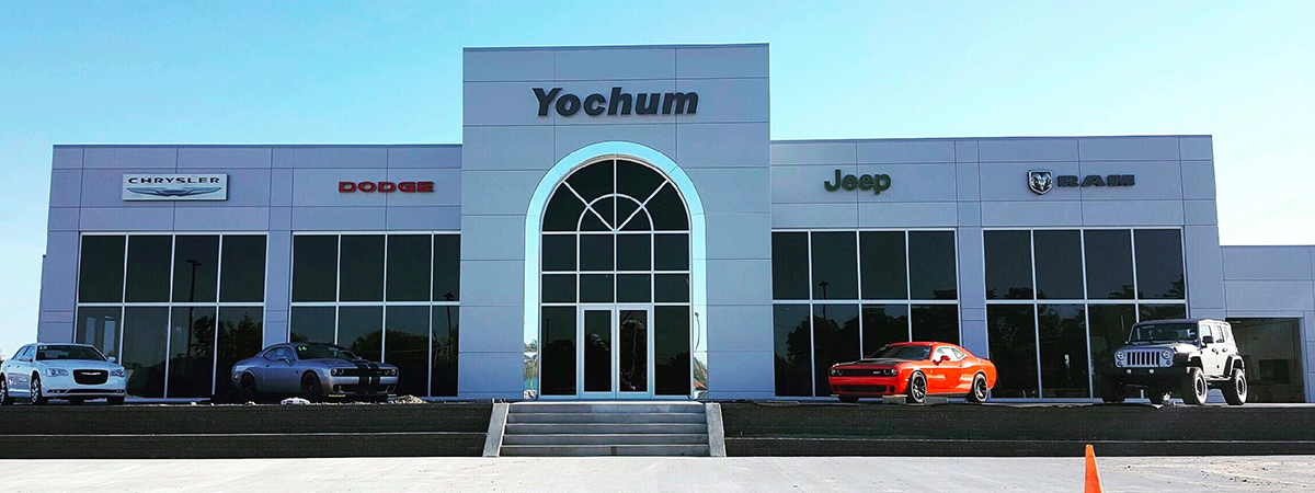 Why Buy From Yochum CDJR? header
