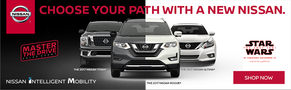 Master the Drive Sales Event | Nissan Dealership in Toledo, OH