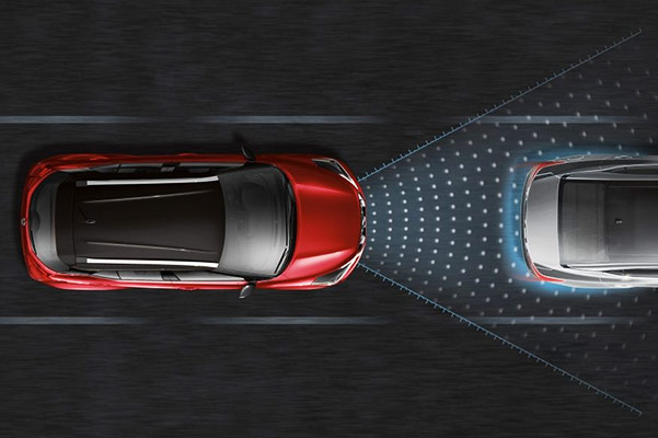 2018 Nissan Kicks Safety Features