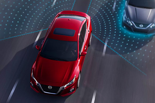 2019 Nissan Altima MPG Ratings, Specs & Safety