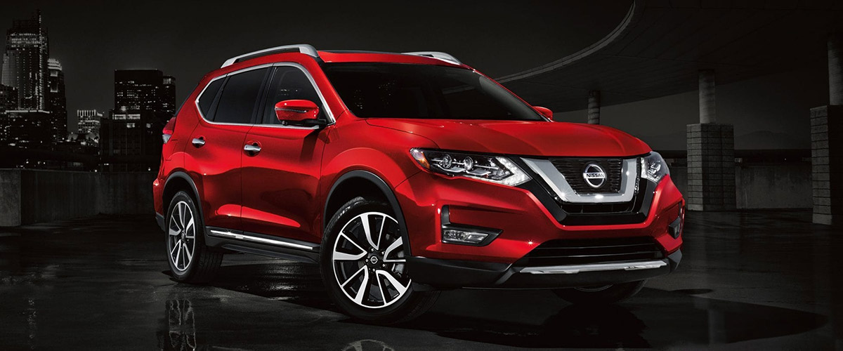 Discover The 2019 Nissan Rogue Header