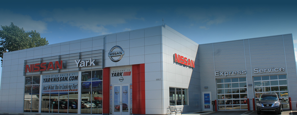 See Why Customers Choose Yark Nissan Header
