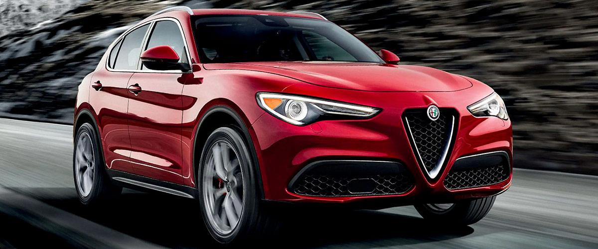 Buy Or Lease The 2019 Alfa Romeo Stelvio Near Perrysburg Oh
