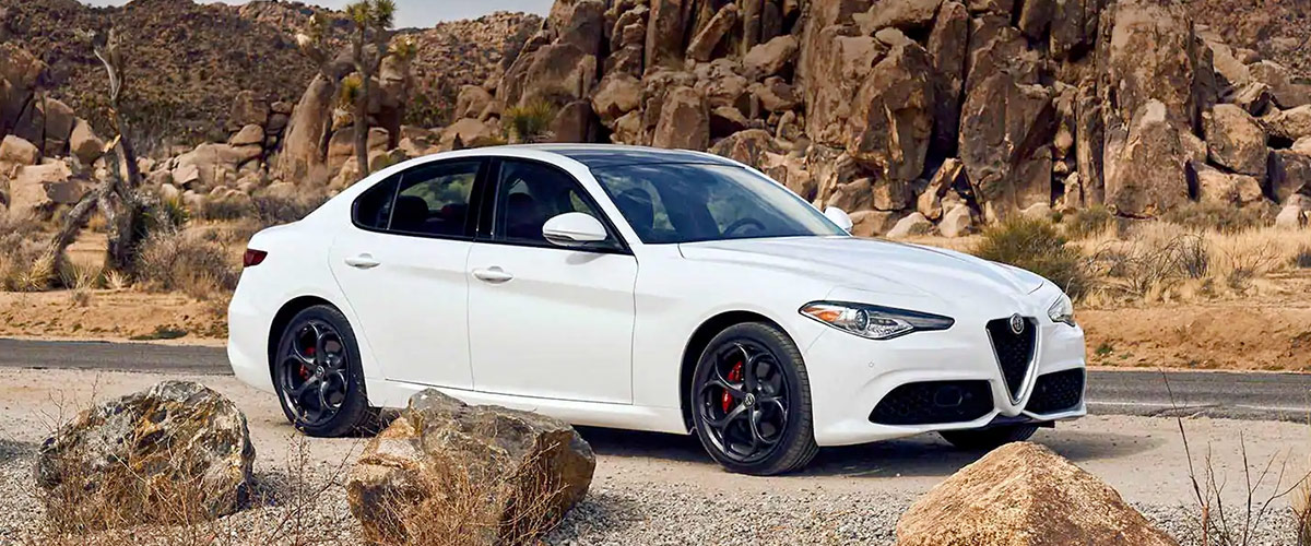 The 2019 Alfa Romeo Giulia Header