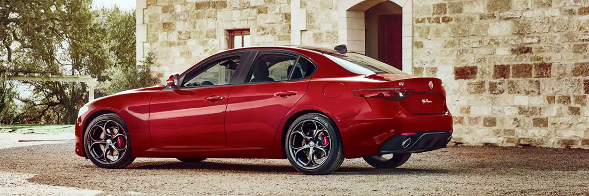 2019 Alfa Romeo Giulia Safety