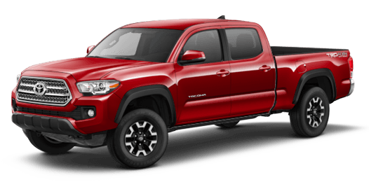2018 Toyota TRD Sport 4 X 2 Double-Cab